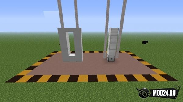 Лифт - Thut's Elevators [1.12.2]