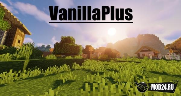 VanillaPlus [1.14.4]