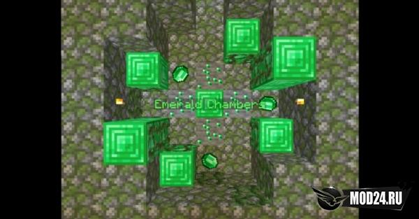 Превью Emerald Chambers [1.14.4]