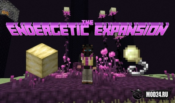Превью The Endergetic Expansion [1.14.4]