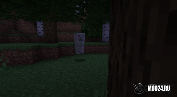 Превью Creepy Creepers [1.14.4]