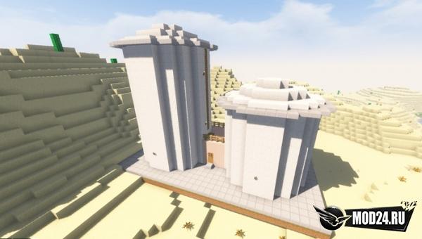 Instant Massive Structures [1.12.2]