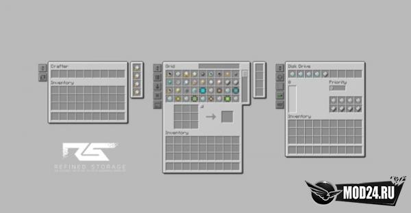 Refined Storage [1.14.4]