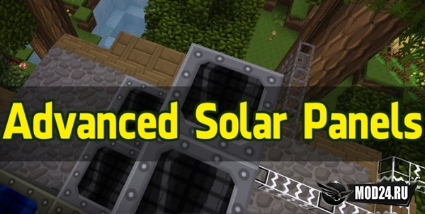 Превью Advanced Solar Panels [1.12.2]