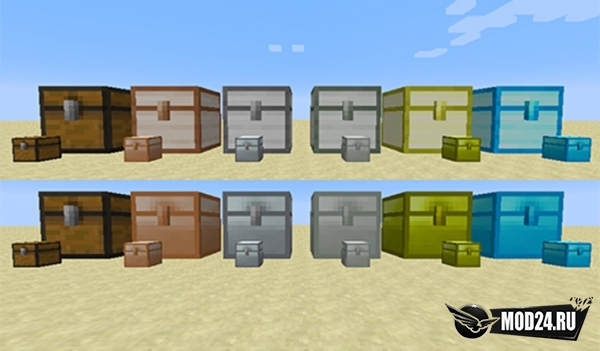 Colossal Chests [1.14.4]