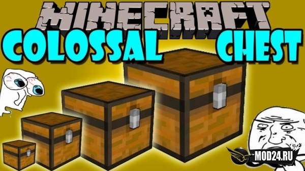 Превью Colossal Chests [1.14.4]