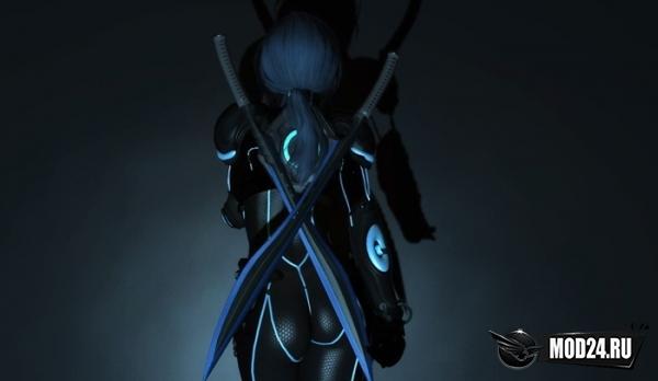 Современные мечи