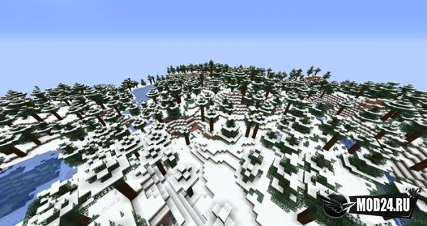 Snow Under Trees [1.15.1] [1.14.4]