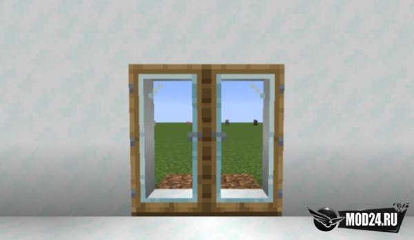 Modern Glass Doors [1.15] [1.14.4]