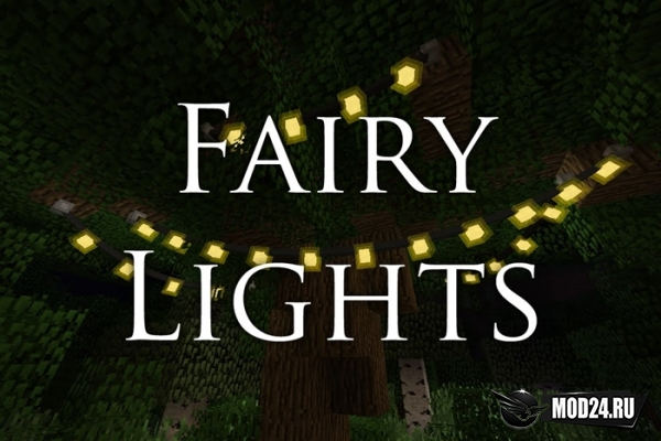 Превью Fairy Lights [1.14.4] [1.12.2]