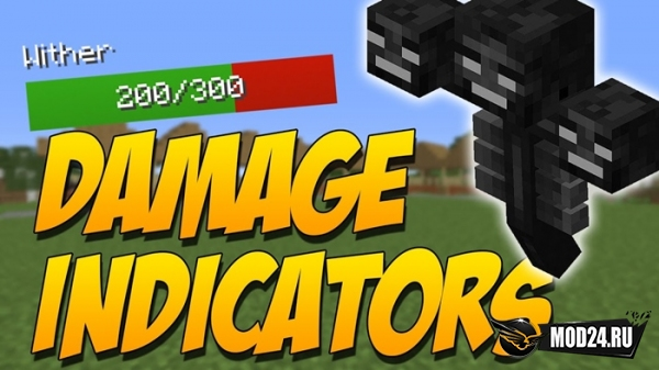 Damage Indicators [1.12.2]