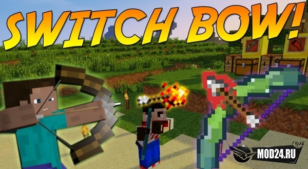 Превью Switch Bow [1.14.4]