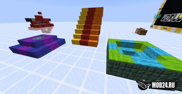 Carpet Stairs [1.15.2]