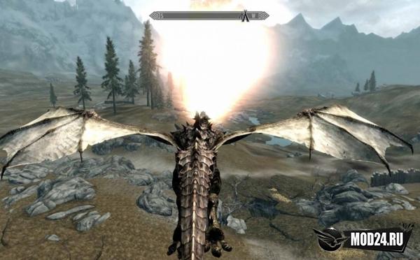 Превью Превращение в дракона