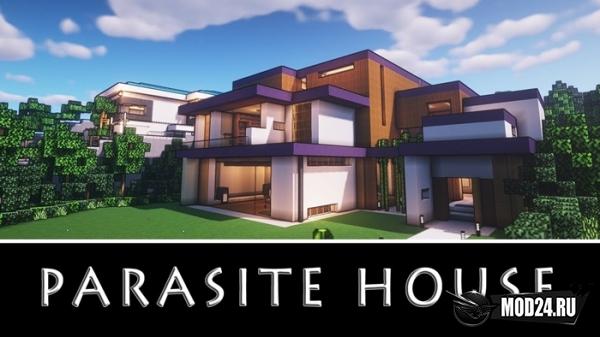 Превью Parasite House [1.14.4]