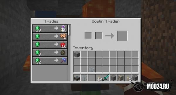 Goblin Traders [1.15.2]