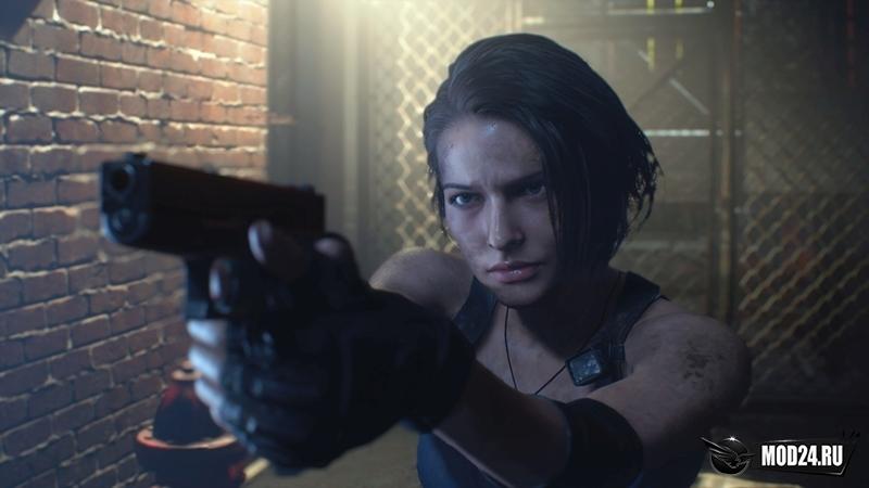 Демо Resident Evil 3 Remake