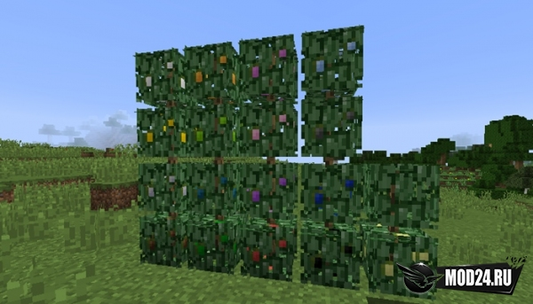 Berry Bushes [1.15.2]
