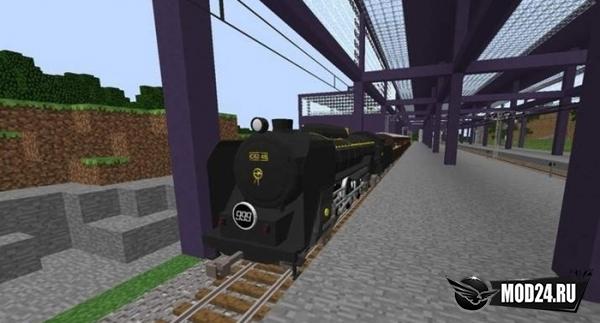 Real Train (RTM) [1.12.2]