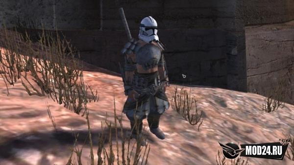 Шлем солдата-клона
