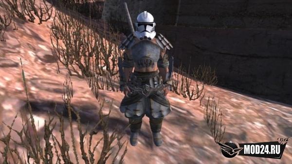 Превью Шлем солдата-клона