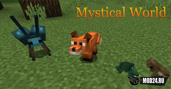 Mystic World [1.14.4]
