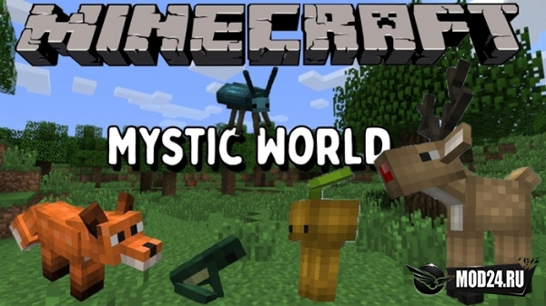 Превью Mystic World [1.14.4]