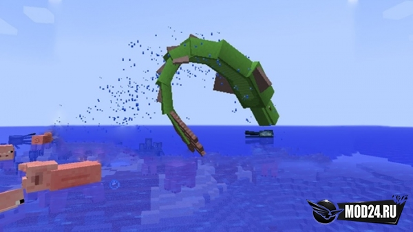 Aquatic Abyss [1.12.2]