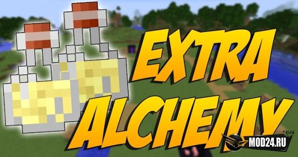 Extra Alchemy [1.15.2] [1.14.4] [1.12.2]
