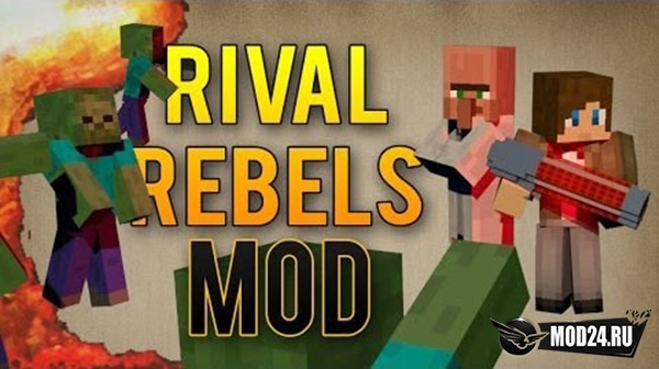 Превью Rival Rebels [1.7.10]