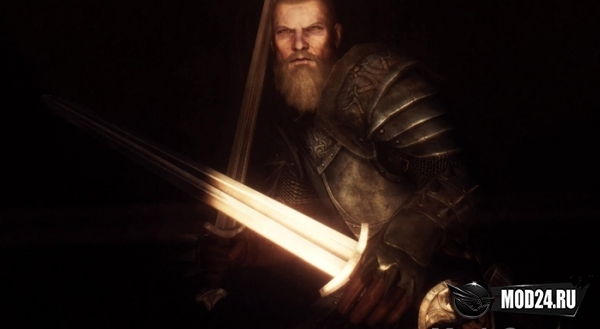 Меч викингoв Tэн