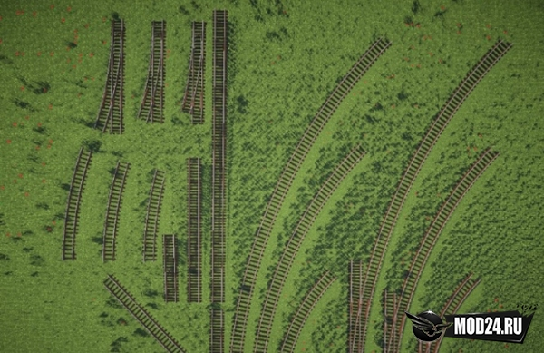 Rails of War [1.12.2]