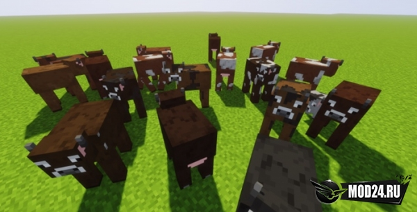 More Animal Variants [1.15.2]