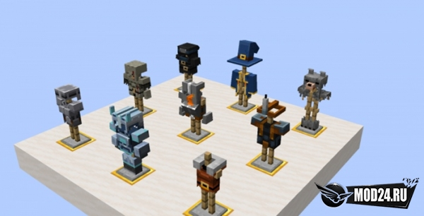Feder's Dungeon Armors [1.15.2]