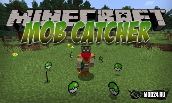 Превью Mob Catcher [1.16.1]