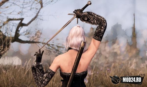Пак мечей из Ведьмака