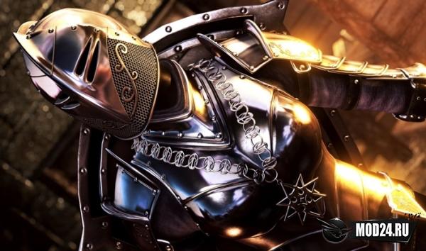 Превью Сет темного рыцаря