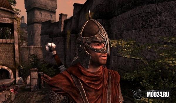Превью Открытые шлемы для стражников