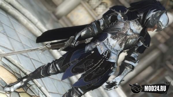 Сет рыцаря Азуры